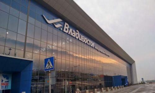 ROSJA / Władywostok /  Władywostok / Airport Władywostok