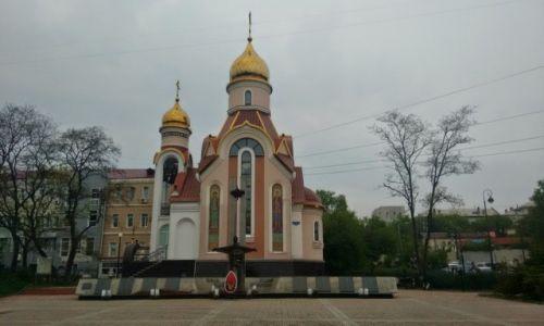 ROSJA / Władywostok / Władywostok / Cerkiew