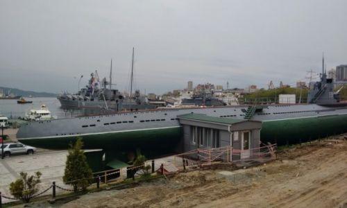 ROSJA / Władywostok / Władywostok / Lódz podwodna -muzeum