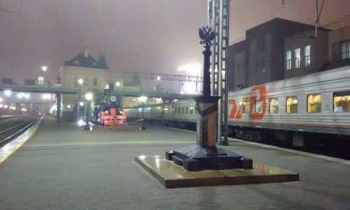 ROSJA / Władywostok / Władywostok / 9288 km od Moskwy
