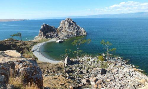 Zdjęcie ROSJA / Wschodnia Syberia / Wyspa Olchon / Bajkal
