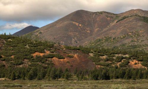 Zdjęcie ROSJA / wsch. Rosja / Tienkinskij rajon (alternatywa dla 504) / Góry Kołymy
