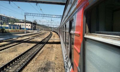 ROSJA / Władywostok / Władywostok / Kolej Transsyberyjska