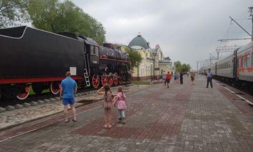 ROSJA / Rosja / Rosja / Kolej Transsyberyjska