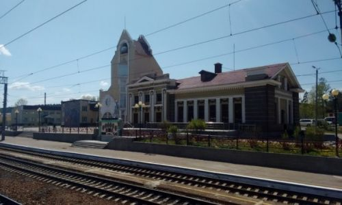 ROSJA / Rosja / w podróży / Kolej Transsyberyjska