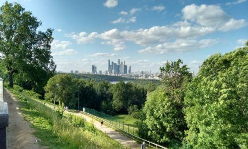 ROSJA / Moskwa / Moskwa 2015 / Panorama Moskwy city