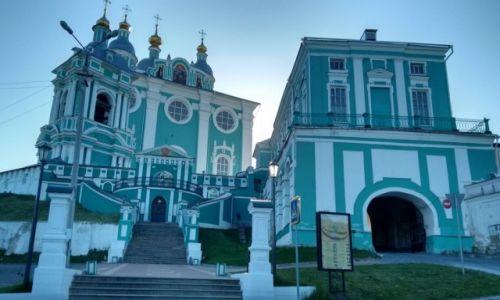 ROSJA / Smoleńsk / Smoleńsk / Sobór Zaśniecia Matki Bożej