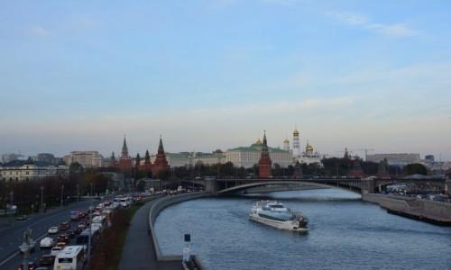 Zdjecie ROSJA / Moskwa / Moskwa / Kreml