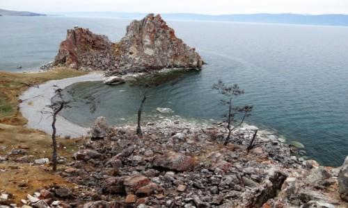 Zdjecie ROSJA / Irkuck / Bajkał / Bajkał