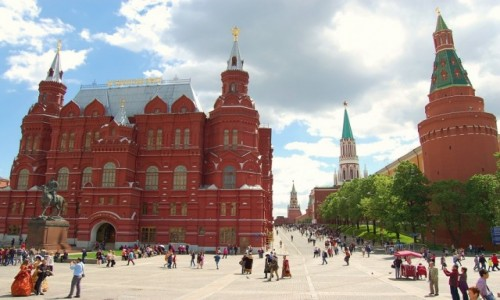 Zdjecie ROSJA / Moskwa / Moskwa / moje wspomnienia z Moskwy