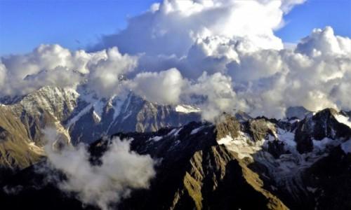 Zdjecie ROSJA / Kabardyno-Bałkaria / Elbrus / Góry Kaukazu