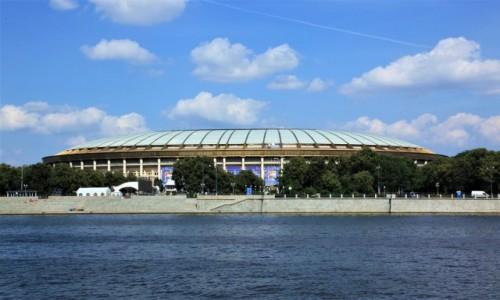 Zdjęcie ROSJA / Moskwa / . / Stadion