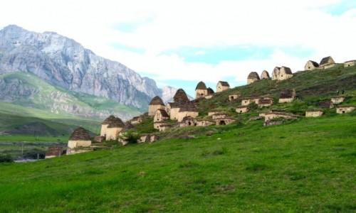 Zdjecie ROSJA / Osetia Północna / Dargavs / Dargavs