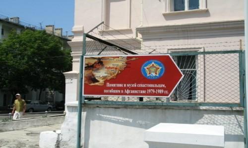 Zdjecie ROSJA / Krym / Sewastopol / Sewastopol