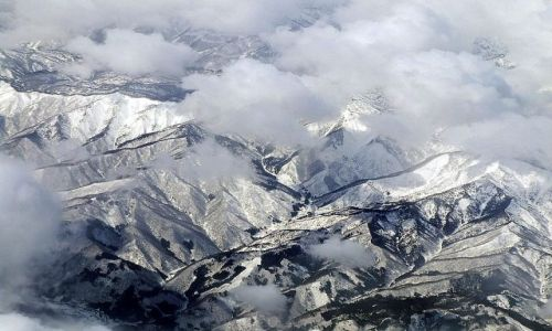 Zdjęcie ROSJA / Północna Rosja / Północna Rosja / Z lotu ptaka