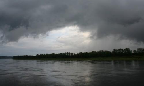 Zdjecie ROSJA / Krasnojarski Kraj / Bor / Jenisej