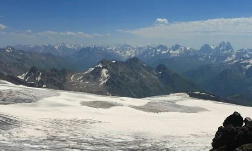 Zdjecie ROSJA / Kaukaz / Elbrus / Kaukaz