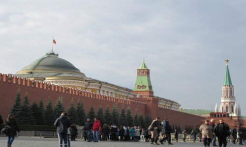 Zdjecie ROSJA / Moskwa / Moskwa / Moskwa -
