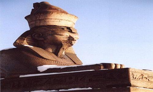 Zdjecie ROSJA / brak / Sankt Petersburg / nie tylko w Egipcie ;-)