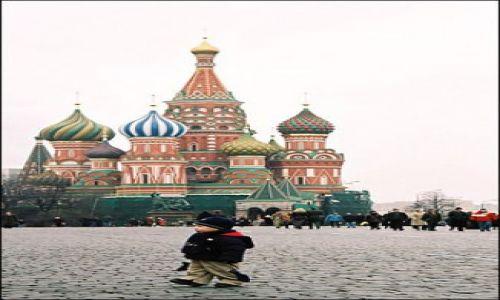 Zdjecie ROSJA / brak / brak / Moskwa #13