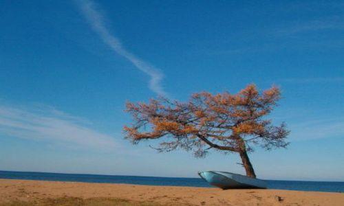 Zdjęcie ROSJA / brak / Jezioro Bajkał / Bajkał