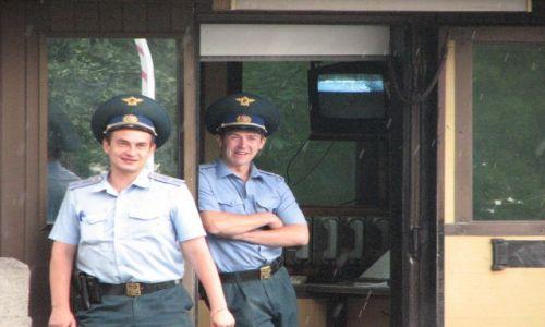 Zdjecie ROSJA / MOSKWA / KREML / Straznicy Kremla