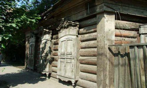 Zdjecie ROSJA / syberia / irkuck / stare miasto