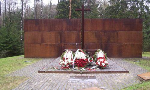 ROSJA / Smoleński / Katyń / Cmentarz w Katyniu