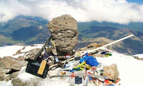 Zdjecie ROSJA / Kaukaz / Elbrus / Elbrus 2007