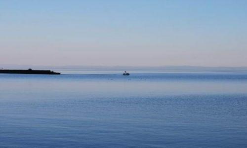 Zdjecie ROSJA / Syberia / Bolszoje Gołoustnoje / Bajkał - jezioro tysiąca kolorów