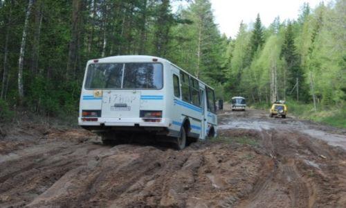 Zdjecie ROSJA / Archangielsk / rejon Kargapolu / rosyjska