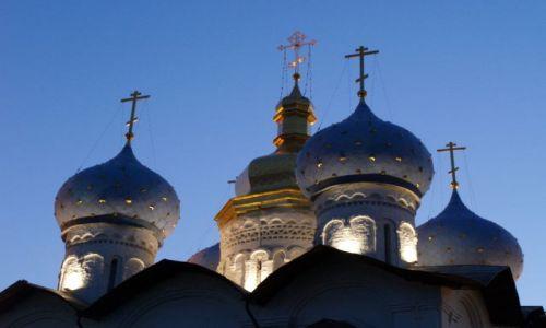 Zdjecie ROSJA / brak / Tatarstan / Na kremlu w Kazaniu / Cerkiew