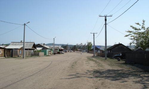 Zdjecie ROSJA / wyspa Olchon, Bajkał / Chużyr / Chużyr