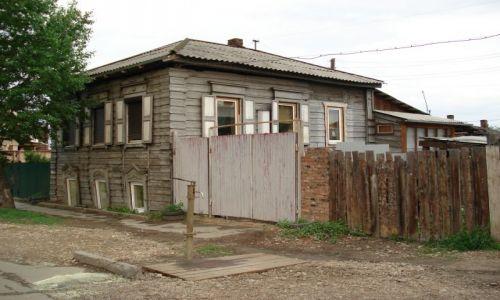 ROSJA / Irkucka Oblast / Irkuck / Stary Irkuck - pompa