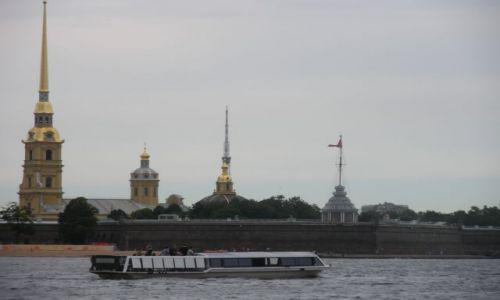 ROSJA / - / St. Petersburg / Po Petersburgu