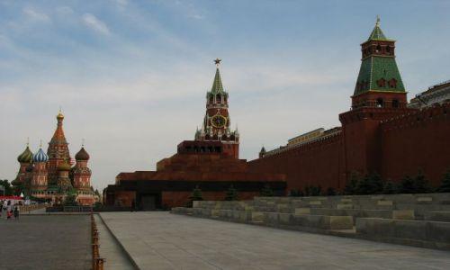 ROSJA / Moskwa / Moskwa / Plac Czerwony