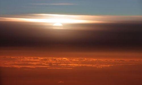 Zdjecie ROSJA / gdzieś nad Moskwą / Moskwa / Konkurs cuda natury- różne pułapy nieba