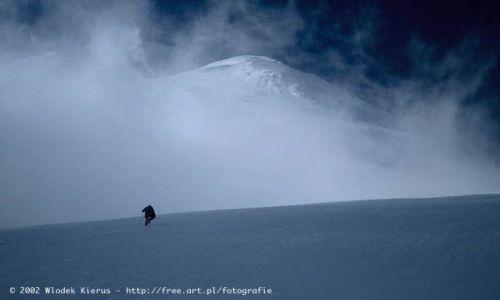Zdjecie ROSJA / Kaukaz / okolice Elbrusa / Elbrus/Kaukaz 1