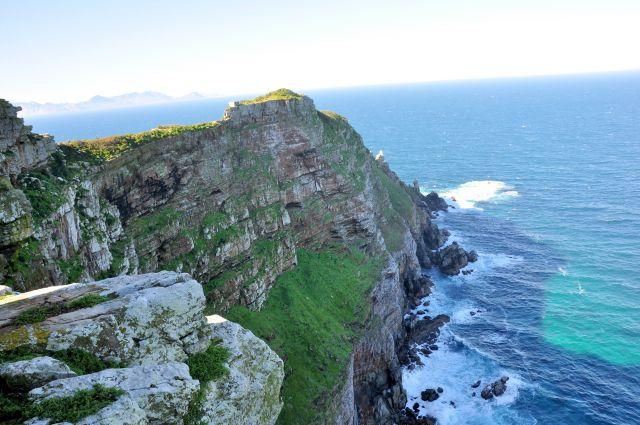 Zdjęcia: Cape Point, Półwysep Peninsula, Klify Cape Point, RPA
