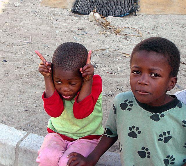 Zdjęcia: slamsy okolice kapsztadu, RPA, ..., RPA