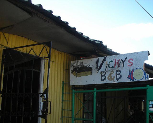 Zdjęcia: slamsy kapsztadu, B&B, RPA