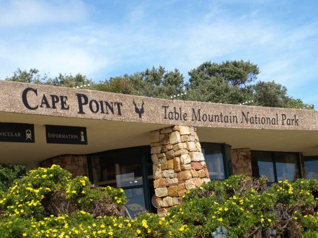 Zdjęcia: Cape Point, Przylądek dobrej nadziei, to tutaj biesiadują, RPA