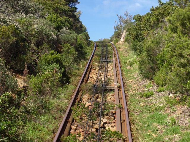 Zdjęcia: Cape Point, Cape Point, tędy szlak wiedzie, RPA