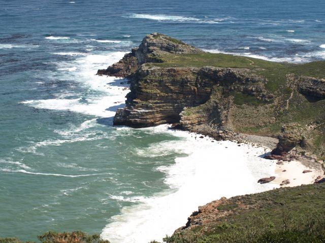 Zdjęcia: Cape Point, Cape Point, widoczek , RPA