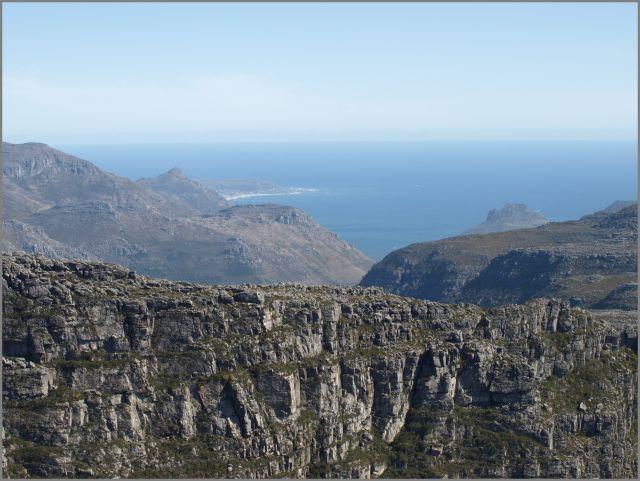 Zdjęcia: na szczycie, Kapsztad, pomiędzy skałami, RPA