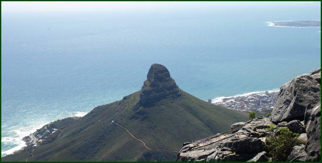 Zdjęcia: z góry stołowej, Kapsztad, Lion's Head , RPA