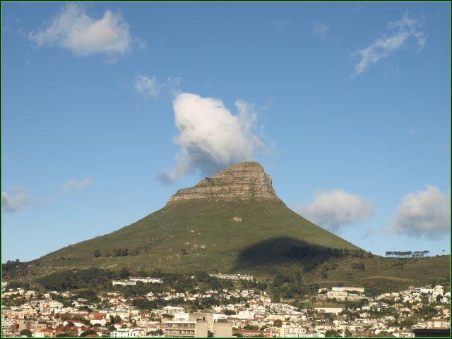 Zdjęcia: Z góry obok, Kapsztad, Jeszcze raz Lion's head, RPA