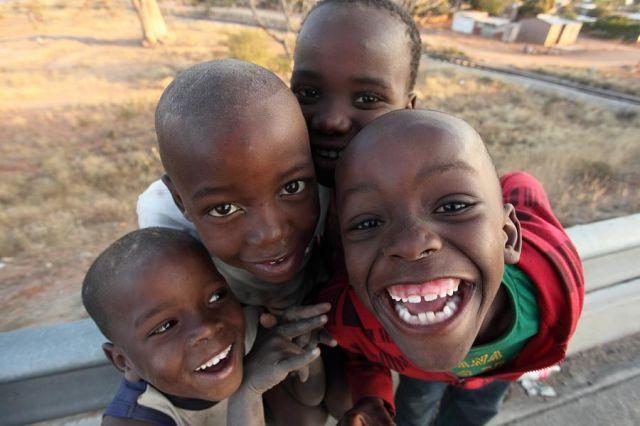 Zdjęcia: Messina, Uśmiech, RPA