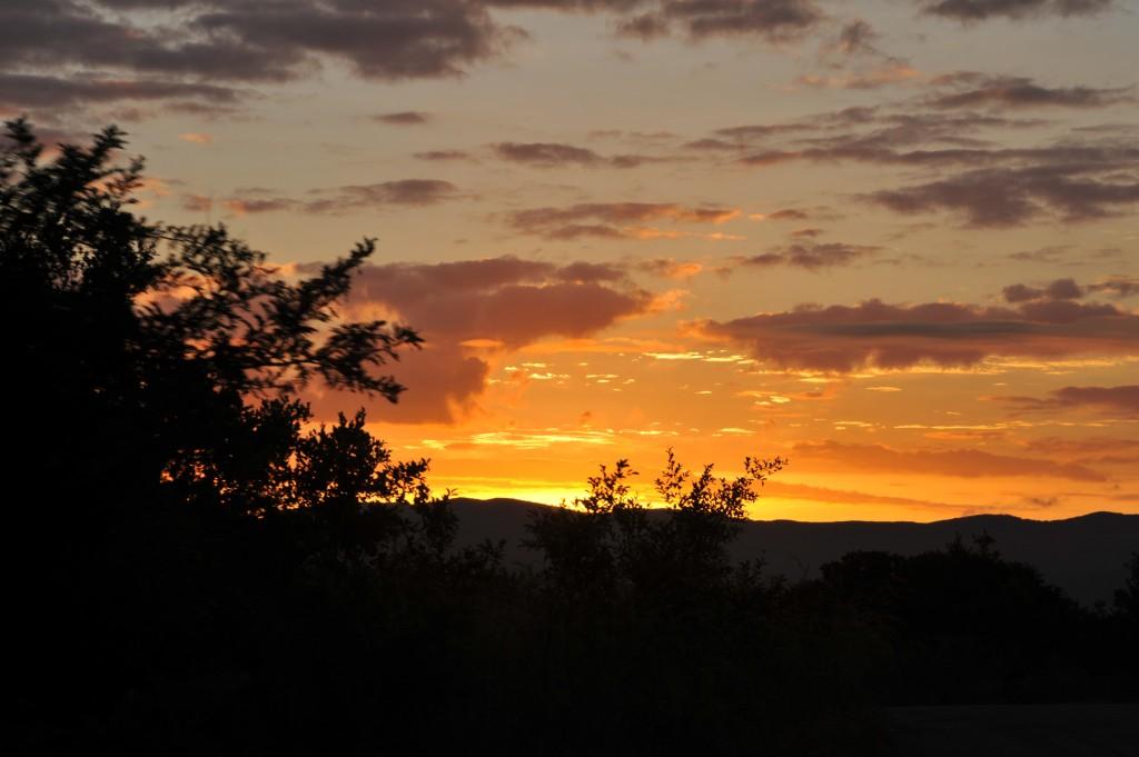 Zdjęcia: Narodowy Park Krugera  RPA, Narodowy Park Krugera  RPA, Wschód słońca  KONKURS, RPA