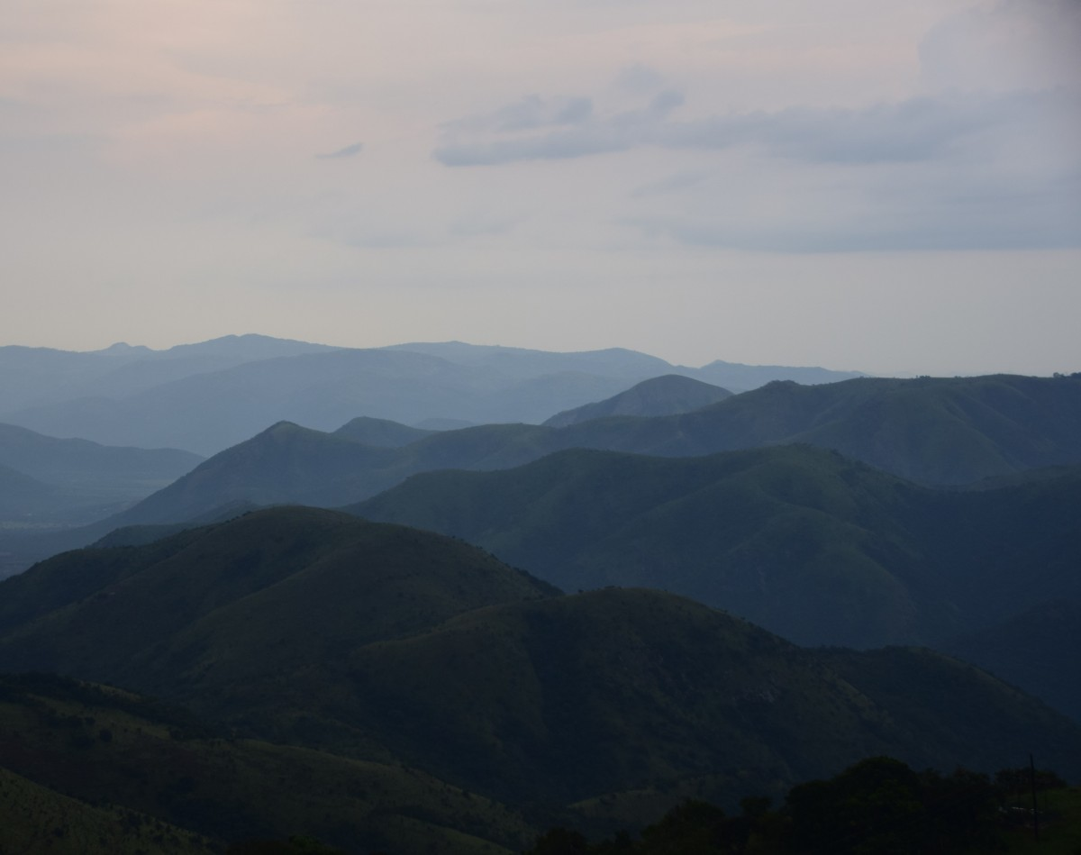 Zdjęcia: Góry Makhonjwa, Mpumalanga, Przed zmrokiem, RPA